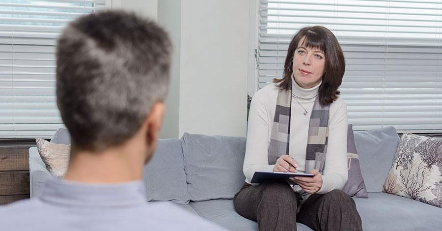 Консультация в кабинете психолога